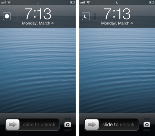 Flusterless activer -ne pas déranger- sur iPhone