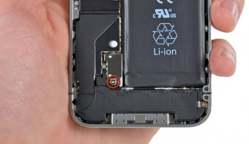 changer batterie iphone 4 - 4S -3