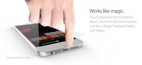 nouveau concept iphone 6 en vidéo