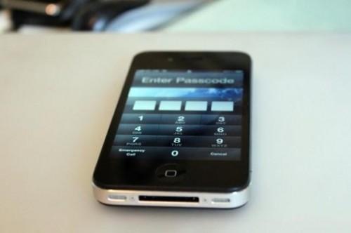 passcode iPhone iOS 613