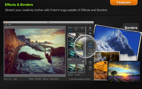 Fotor - Photo Editor Mac