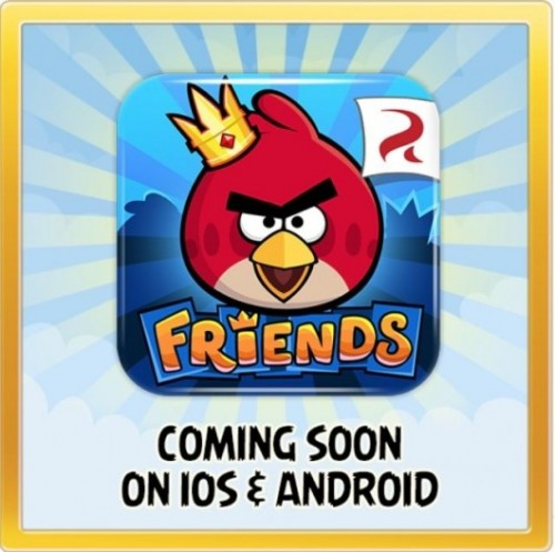 Rovio Angry Birds Friends sur iOS