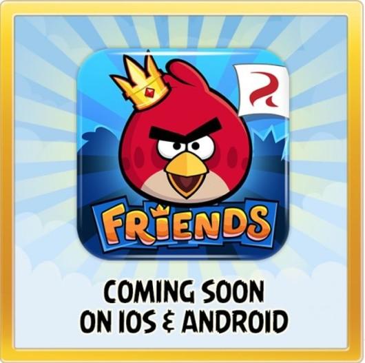Rovio confirme l arriv e de angry birds friends sur ios - Jeu info angry birds ...