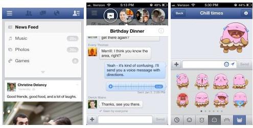 facebook 6.0 iOS
