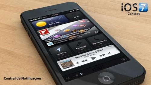 iOS 7 concept brésilien