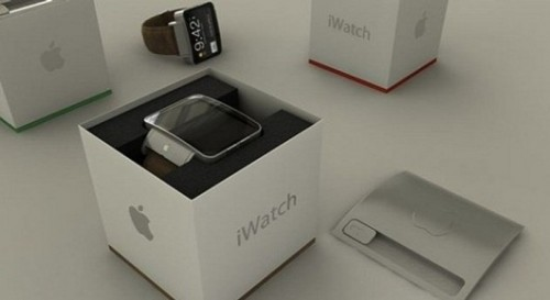 iWatch Apple - Samsung Altius