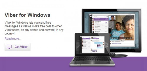 Viber pour Mac et Windows