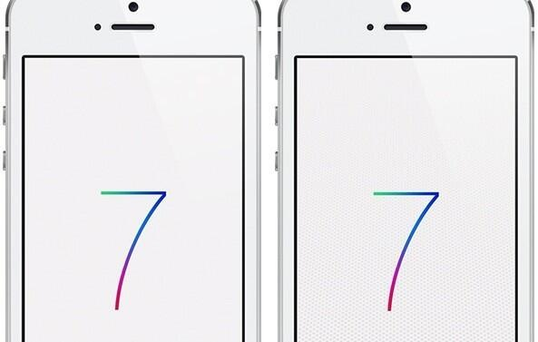 Wallpaper iOS 7 - Info iDevice