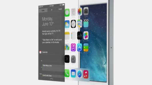 iOS 7 en vidéo