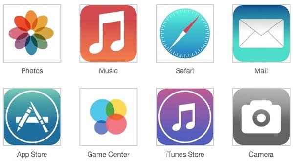 prewiev iOS 7