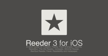 reeder ios mac