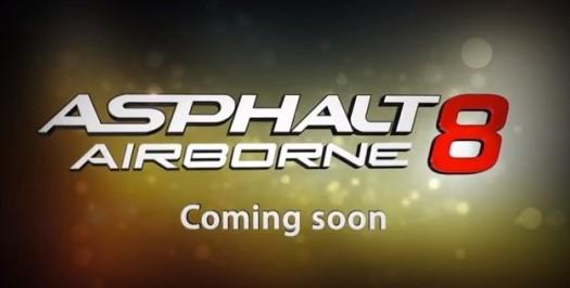 Asphalt Airborne 8 - Info iDevice