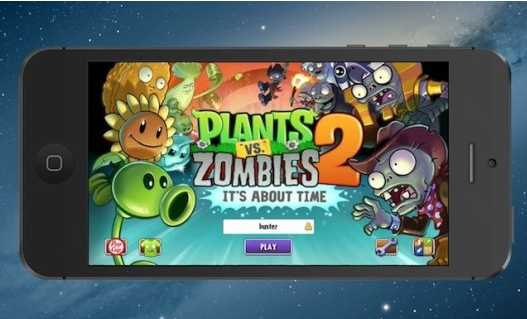 Plants vs zombies 2 - Info iDevice