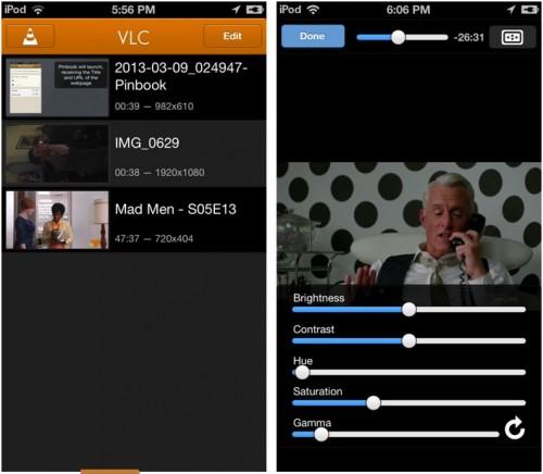 Retour de VLC sur l'App Store pour iPhone-InfoiDevice