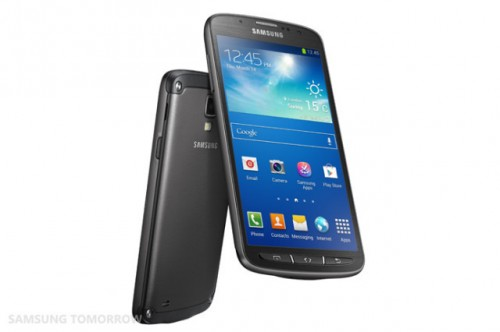 Root galaxy S4 active