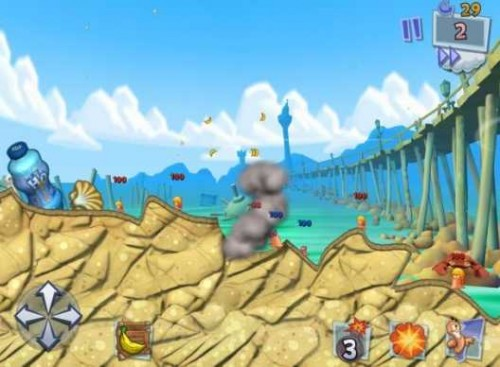 Worms 3 - Info iDevice