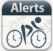 cycling alerts