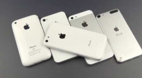 iPhone 5S - iPhone lite - iPhone low cost - Info iDevice