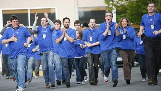 modifications des règles de sécurité des employé Apple - Info iDevice