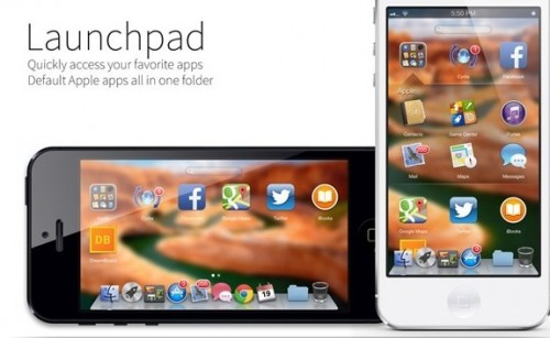 Launchpad Mavericks mini - Info iDevice