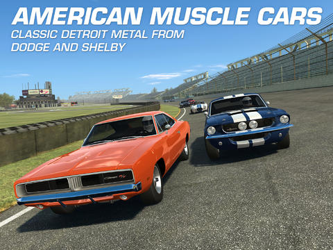 Real Racing 3 - update 1.3.0