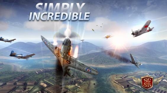 Sky Gamblers Storm Raiders l'application gratuite de la semaine - Info iDevice