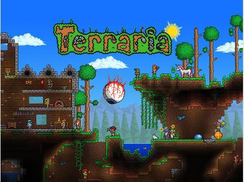 Terreria iOS App Store - Info iDevice