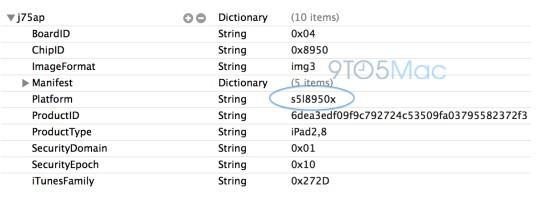 caractéristiques iPad mini 2 - Info iDevice