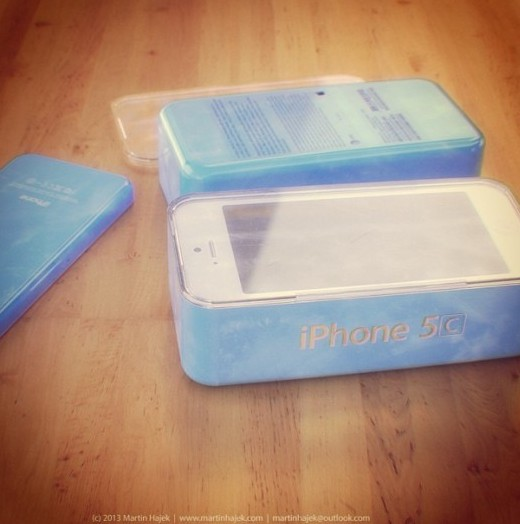 concept iPhone 5c Apple - Info iDevice