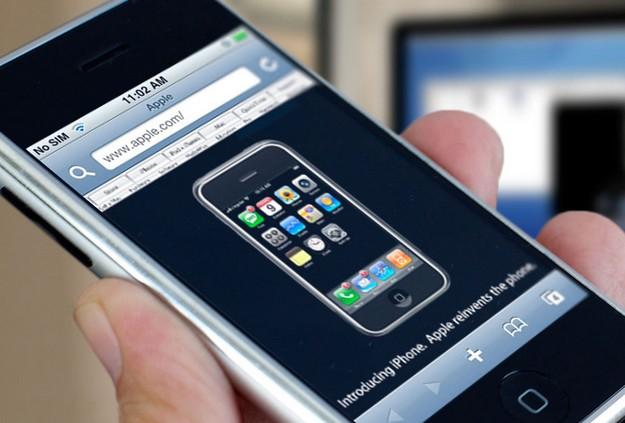iPhone 2007 - Info iDevice