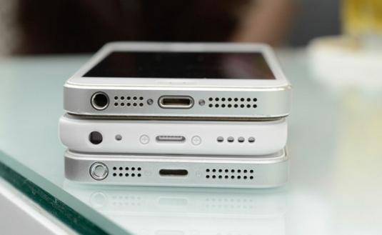 iPhone 5S et iPhone 5C - Info iDevice