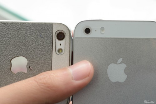 iPhone 5c et iPhone 5S- InfoiDevice