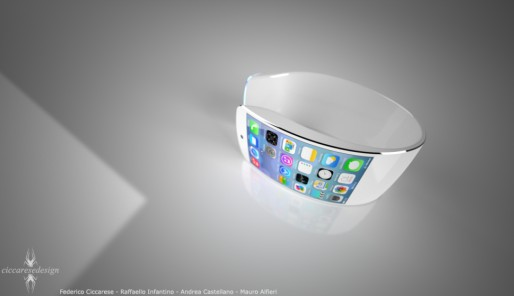 iWatch iOS 7 - Info iDevice