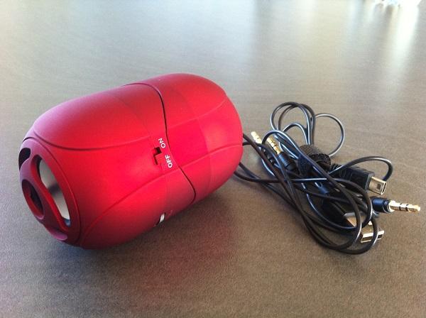 packaging enceintes bluetooth Wattbomb Air - Info iDevice