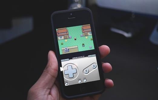 émulateur gameboy sur iPhone - Info iDevice