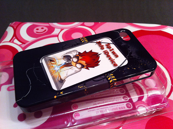 Coque iphone personnalisable yoursurprise Info iDevice