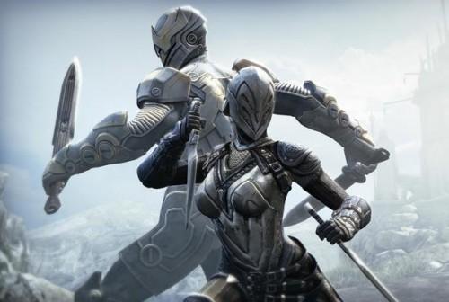 Infinity Blade III - Info iDevice