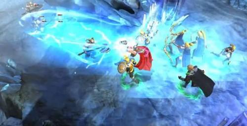 Thor The Dark World - Info iDevice