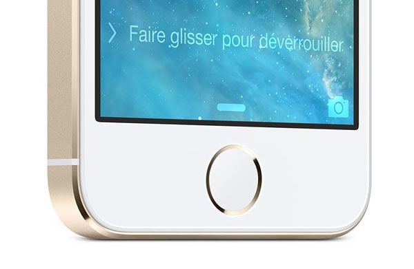 Touch ID - capteur d'empreintes digitales - Info iDevice