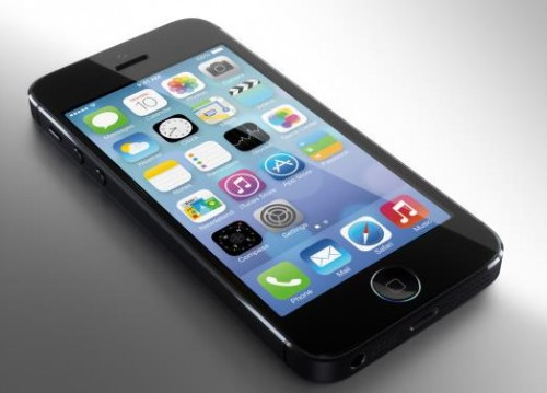capteur digital sur iPhone 5S - Info iDevice