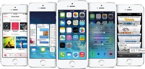 iOS 7 iPhone 5S - Info iDevice