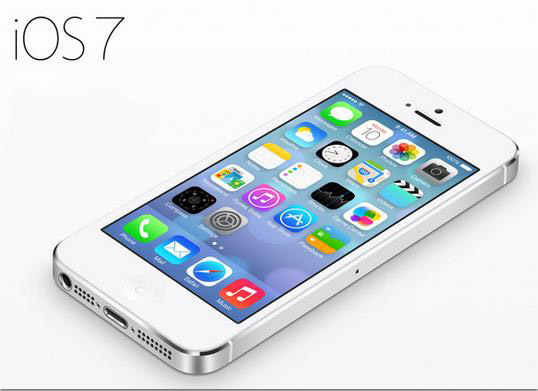 iOS 7 iPhone iPad iPod - Info iDevice
