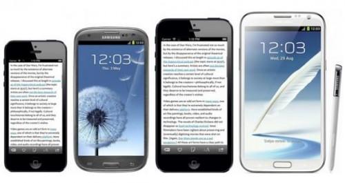 iPhone écran 6 pouces - Info iDevice