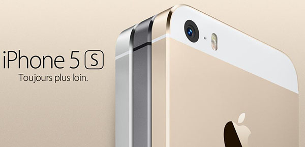 iPhone 5S toujours plus loin - Info iDevice