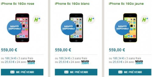 iPhone 5s B&You - Info iDevice
