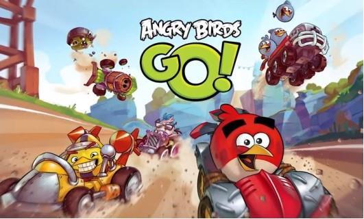 Angry Birds Go Rovio-Info iDevice