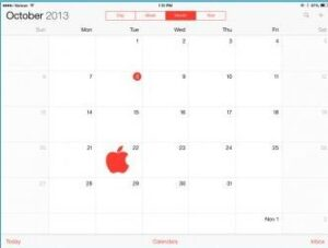 Apple keynote 22 octobre 2013 - Info iDevice