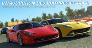 Ferrari Real Racing 3