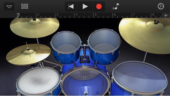 GarageBand iOS 7 gratuit-Info iDevice