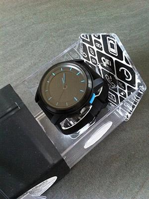 Avis montre connectée Cookoo Watch-InfoiDevice